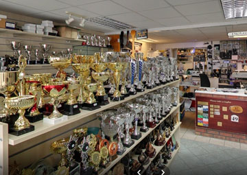 Trophies and Engraving in Winton, Bournemouth, Dorset