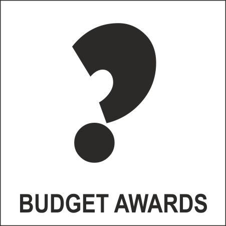 BUDGET AWARDS