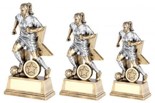 Football Award Female